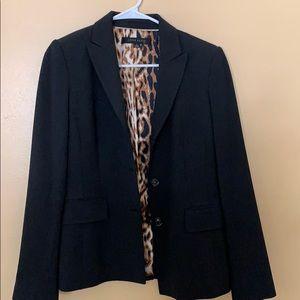 Dark Gray color blazer